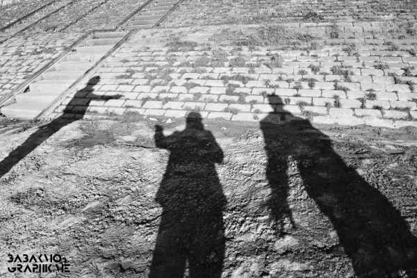 Behind the Shadows
